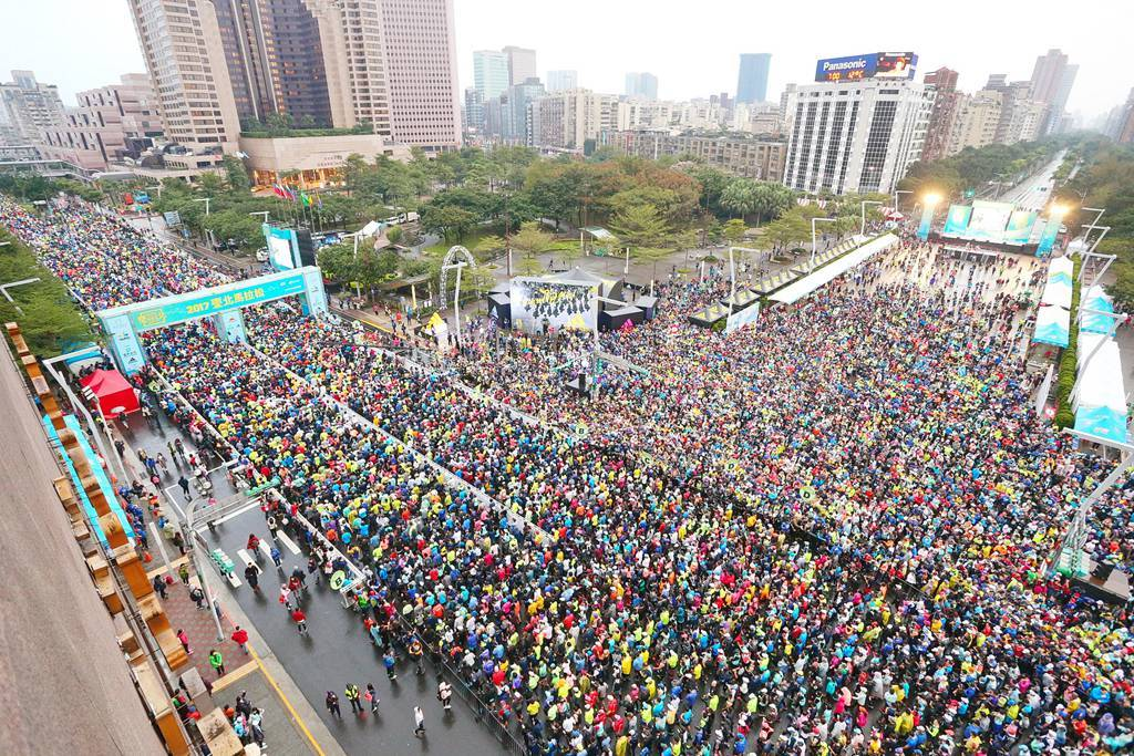 台北マラソン (2)