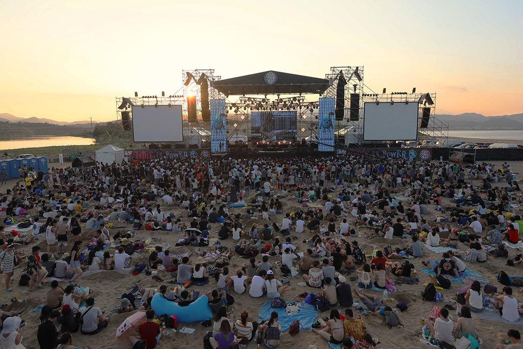 2019貢寮国際海洋ロックフェスティバル