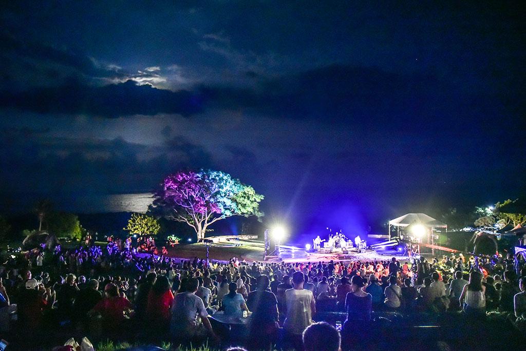2020東海岸大地芸術祭及び月光・海音楽会