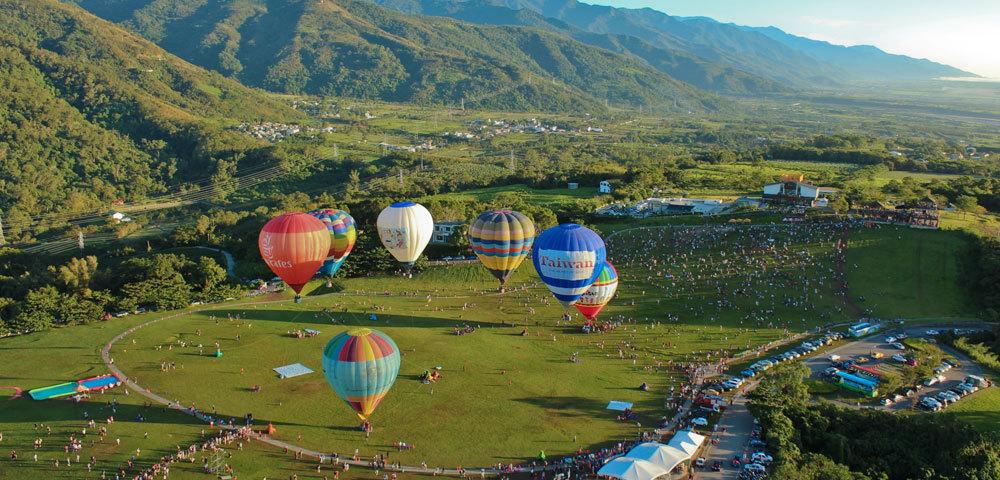 熱気球フェスティバル