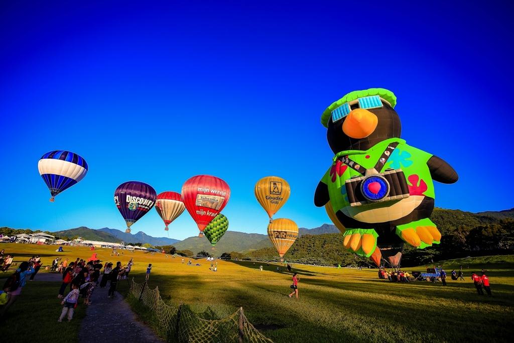 熱気球フェスティバル  (3)