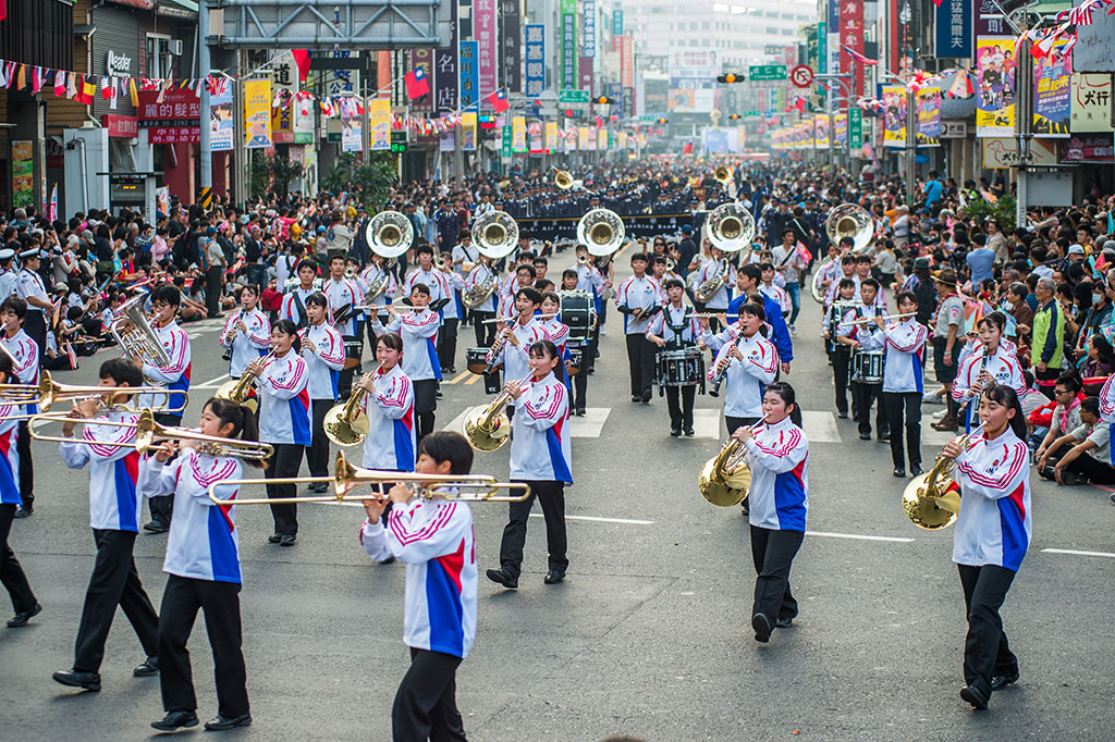2020嘉義市国際バンドフェスティバル