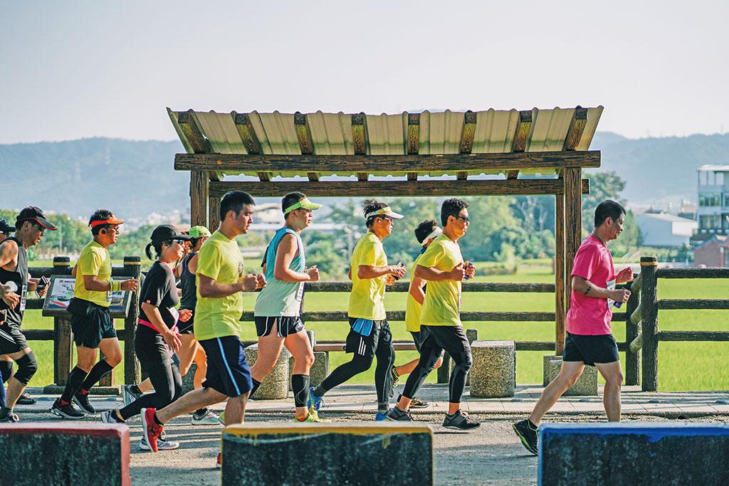 <p>台湾米仓●田中马拉松</p>