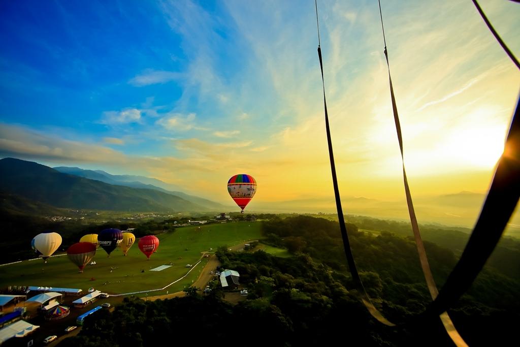 熱気球フェスティバル  (2)