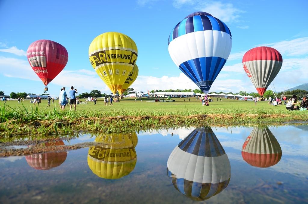 熱気球フェスティバル  (4)