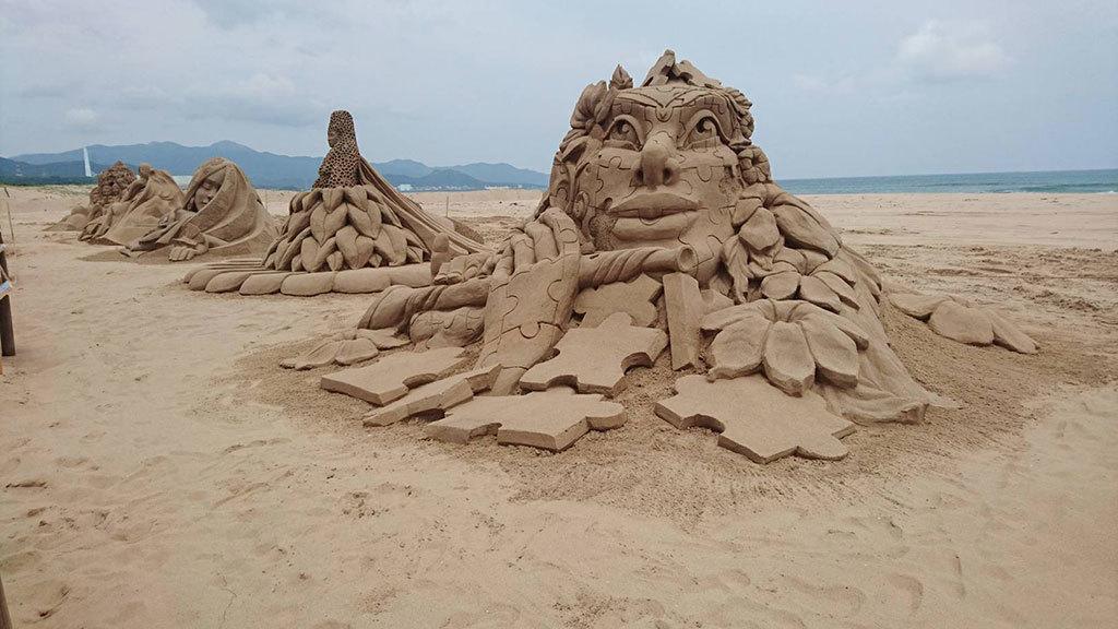 2018世界大会優勝-比利時人彫刻家のIrina-Sokolova「霊感」