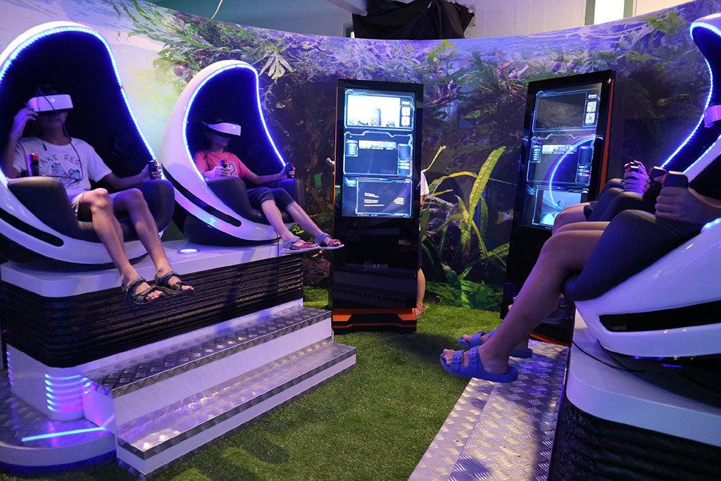 2018宜蘭國際童玩藝術節_水玩堡-VR互動遊戲體驗
