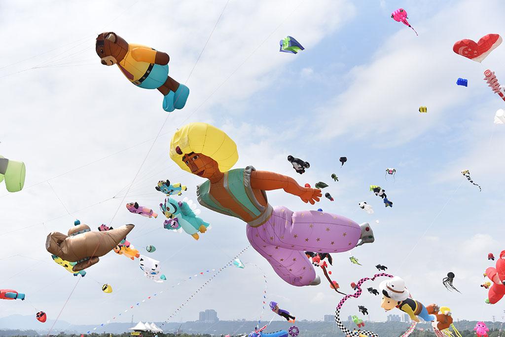 童话风筝-阿拉丁与神灯
