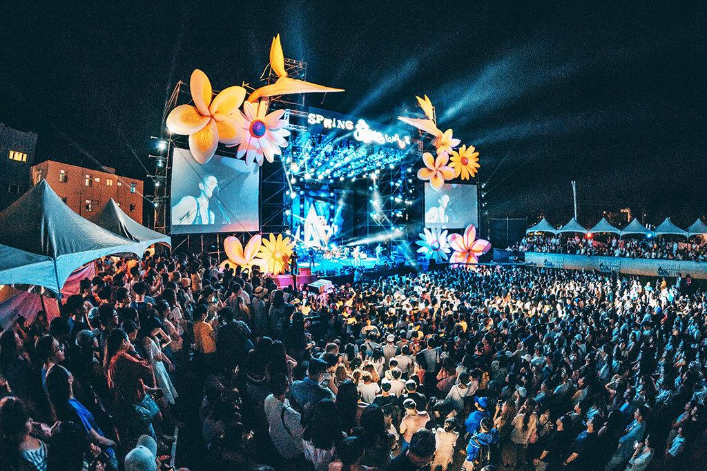 スプリングミュージックフェスティバル
