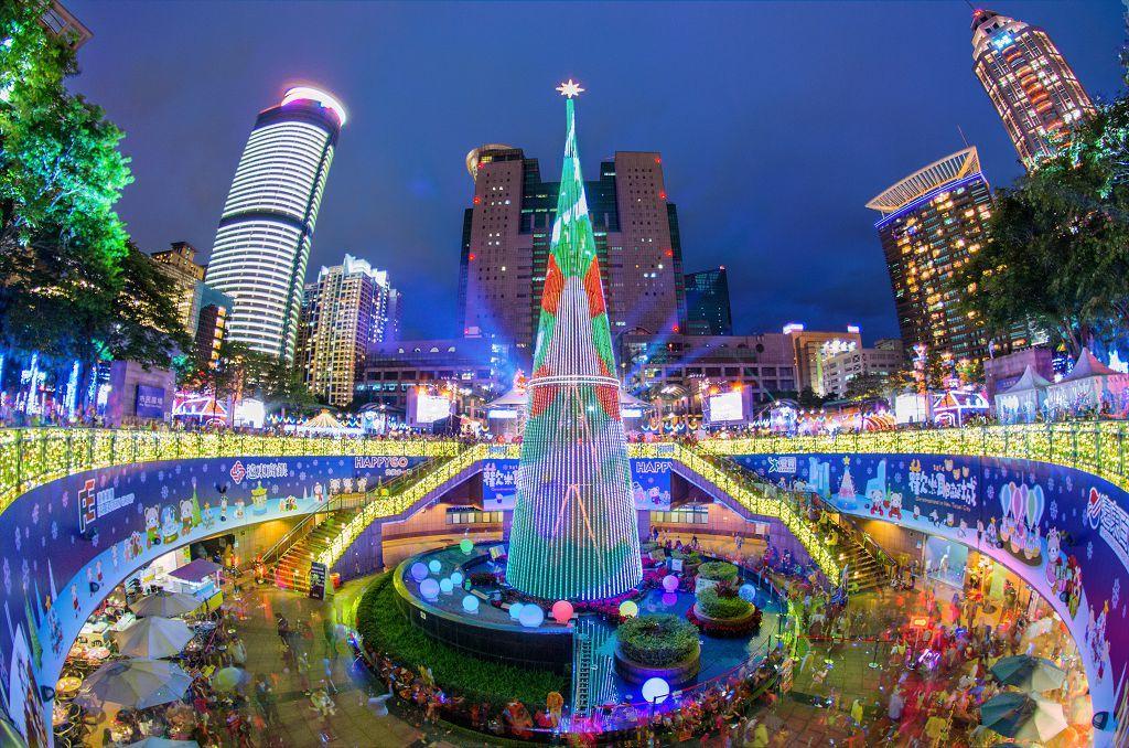 新北市歡樂耶誕城01