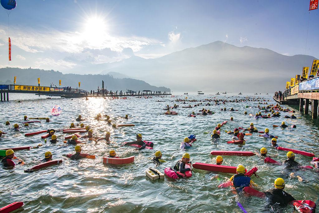 2020日月潭遠泳大会
