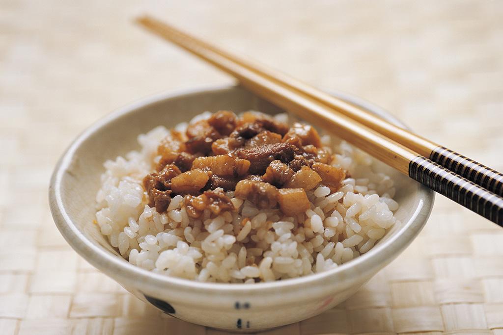 魯肉飯(ルーロウファン)