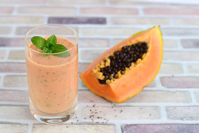 木瓜牛奶(ムーグアニュオナイ)