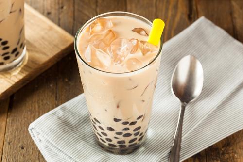 珍珠奶茶(ゼンズーナイチャー)
