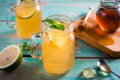 金桔檸檬(チンジーニンモン)