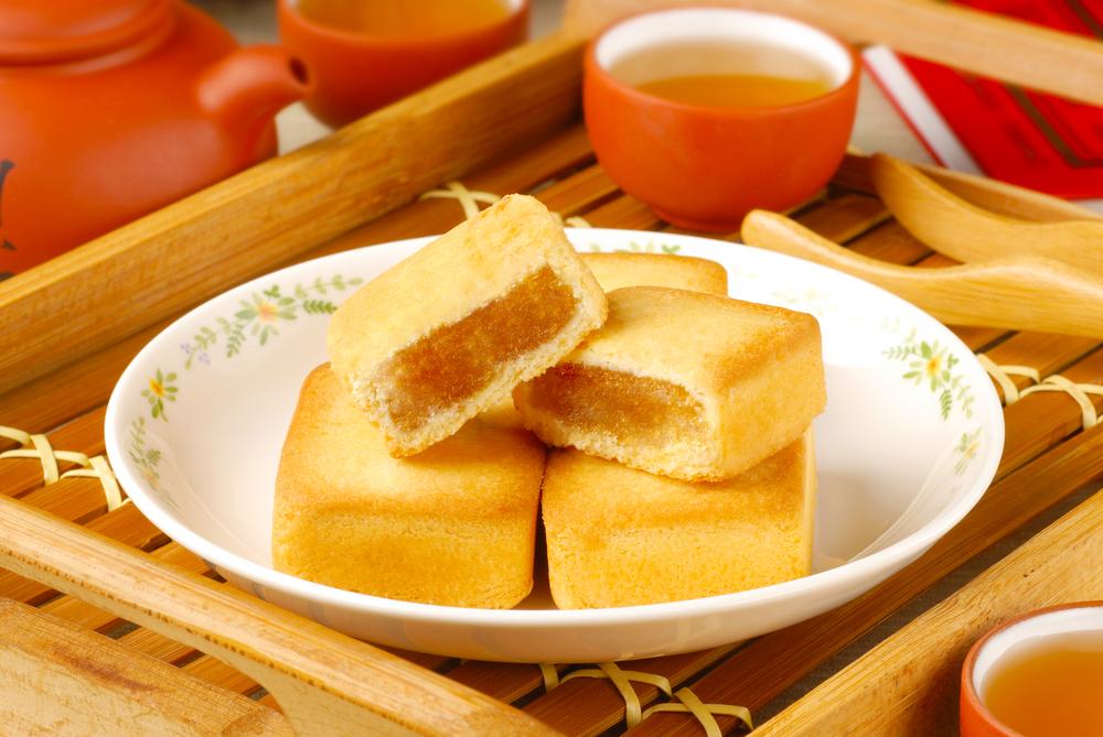 鳳梨酥(パイナップルケーキ)