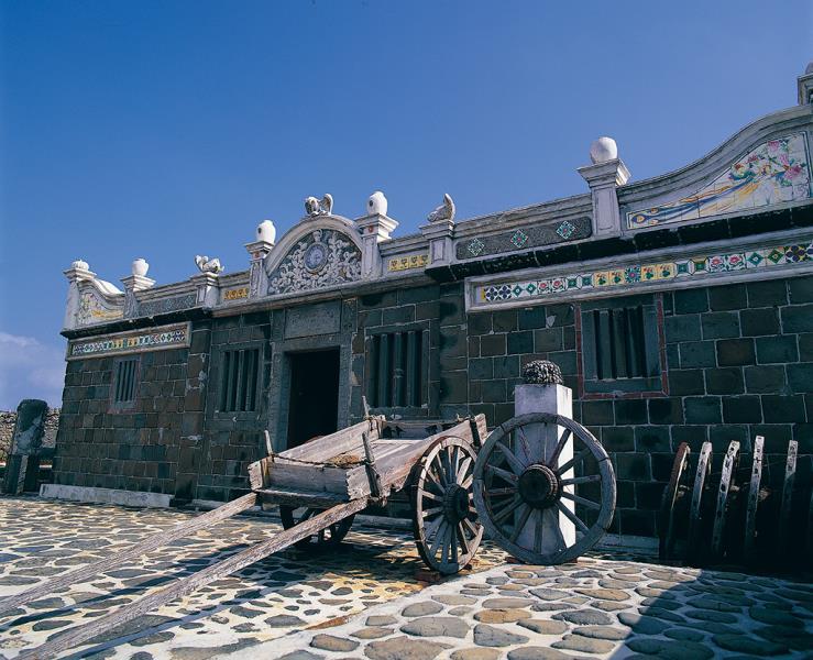澎湖二崁伝統聚落