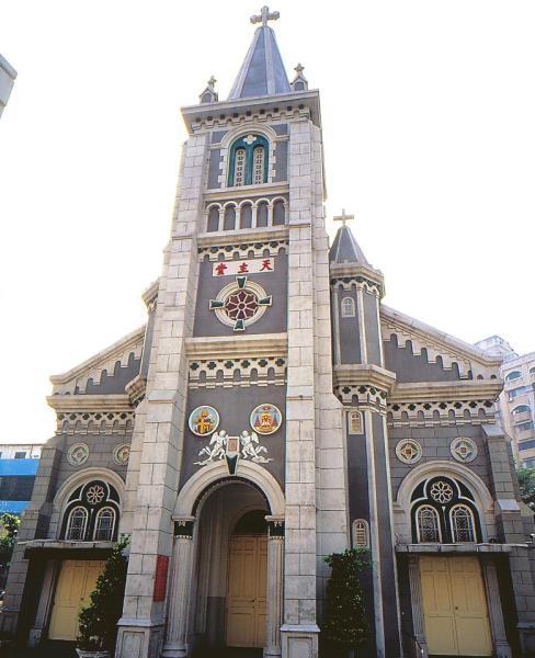 天主教ロザリオ聖堂