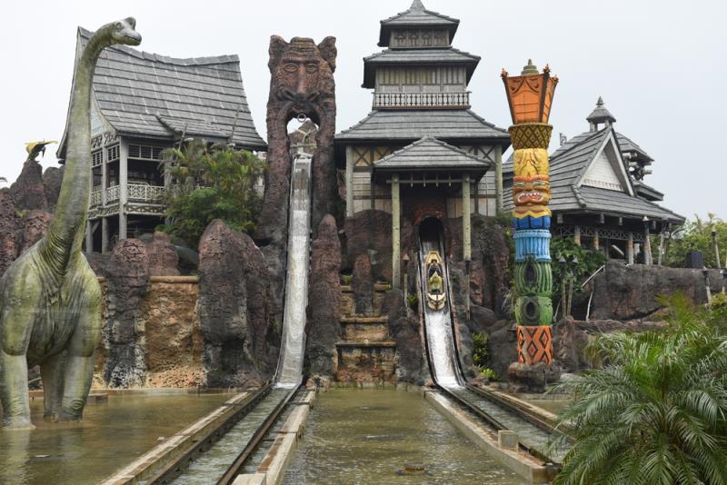 六福村テーマパーク