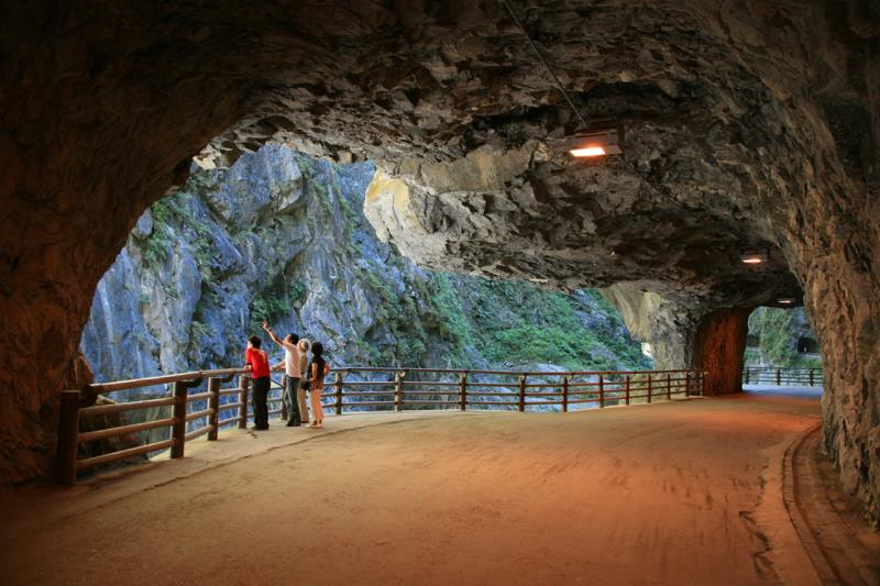 タロコ国家公園-合歓山管理ステーション