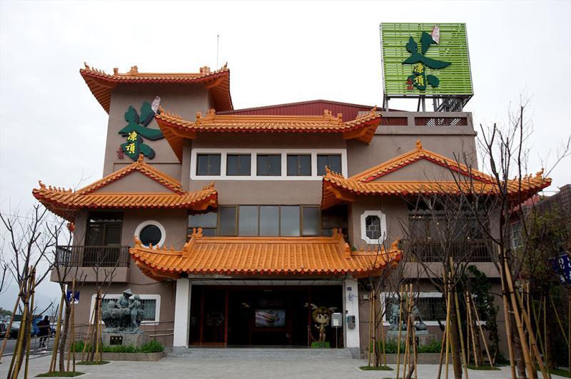 鹿谷郷農協の茶業文化館
