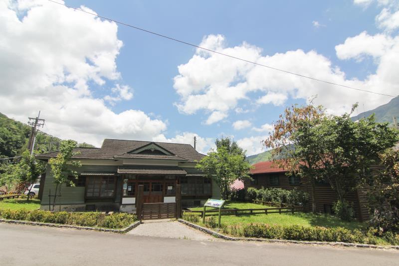 日本人警察官の官舎