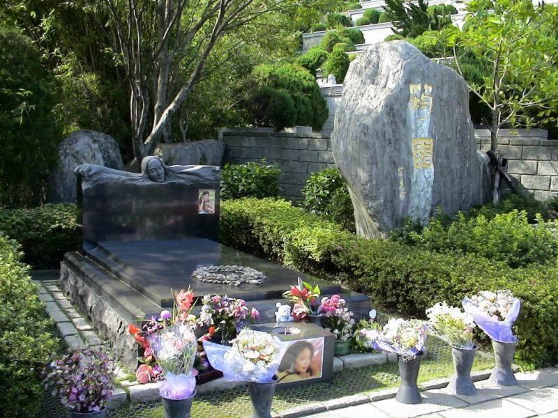 テレサテン紀念墓園─筠園