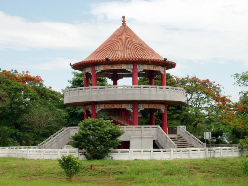 蘭潭風景区