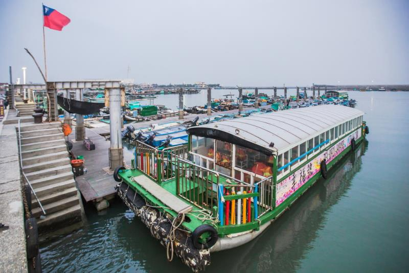 東石漁人埠頭