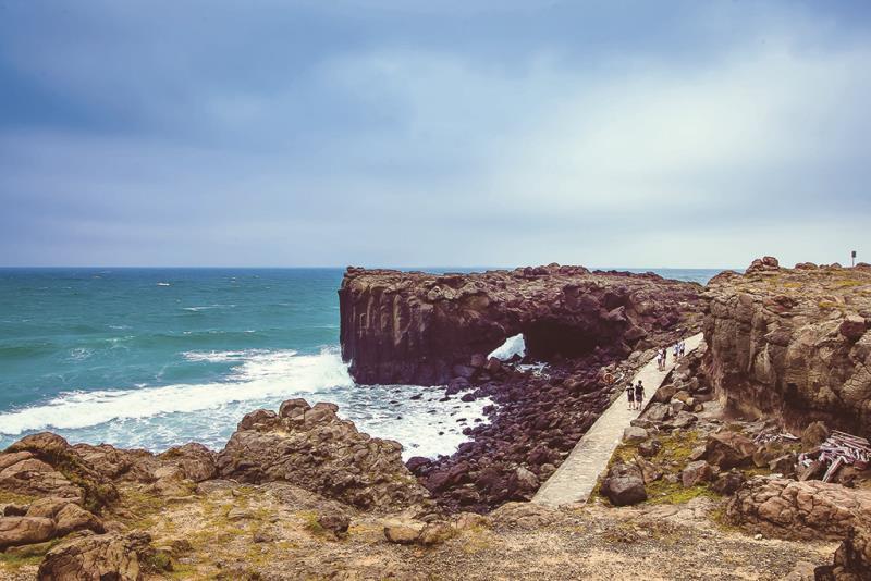 澎湖本島、南海、望安、七美四日コース