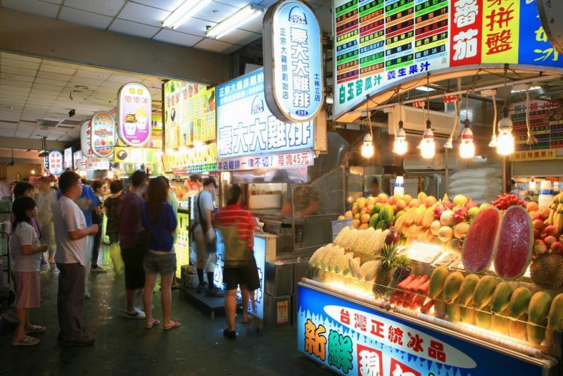 台北美食三日コース