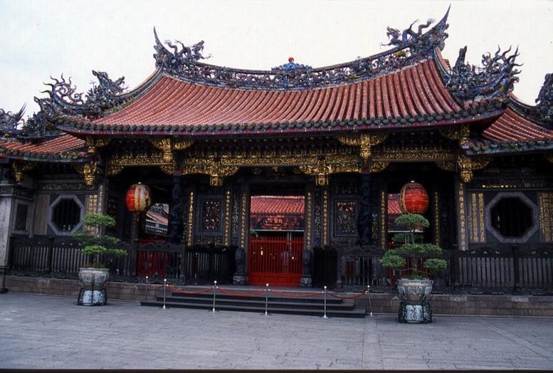 艋舺寺廟古跡一日コース