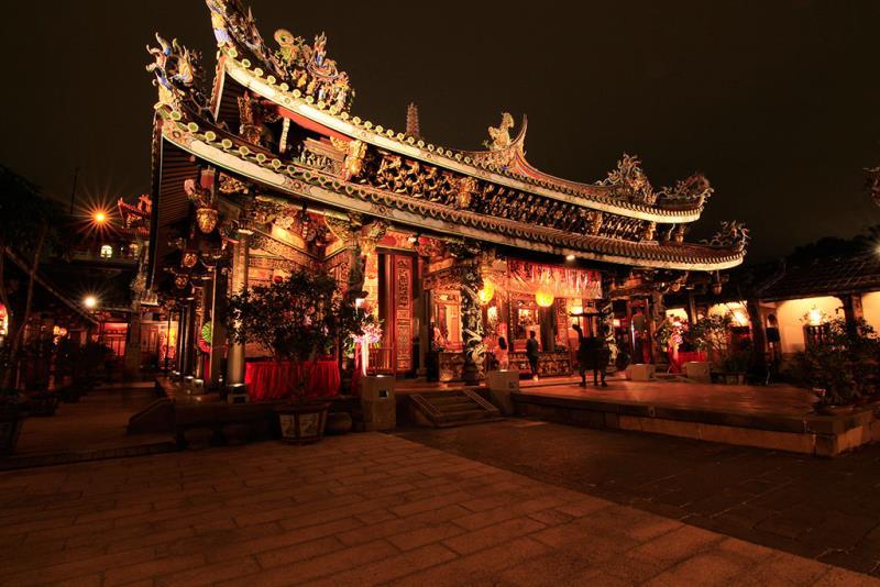 台北文化古跡一日コース