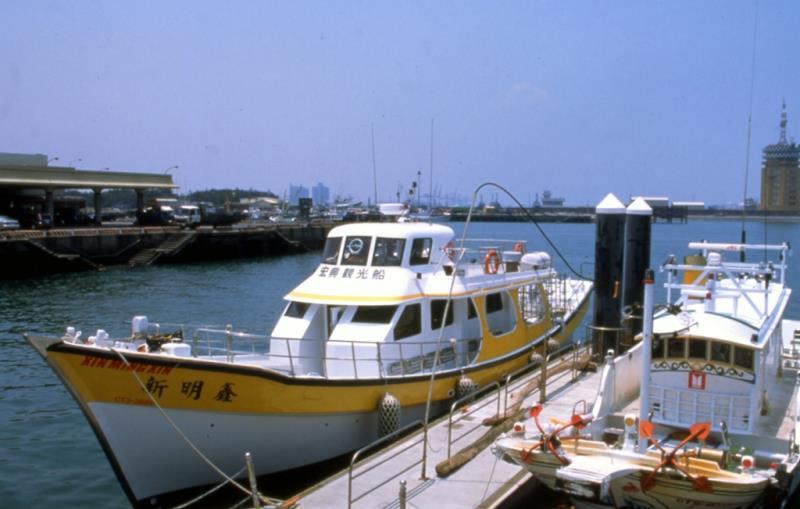 梧棲観光漁港