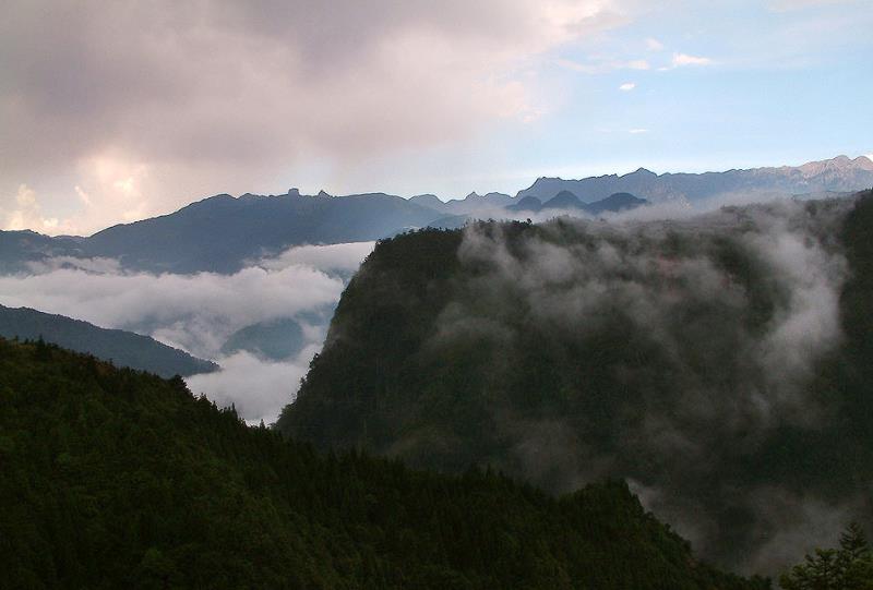 観霧国家森林遊楽区