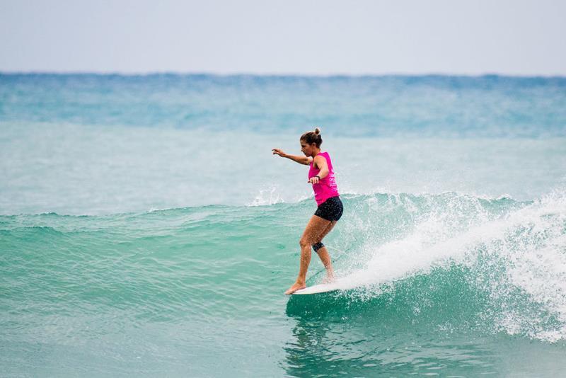 台湾国際サーフィン大会-選手 Lindsay Steinriede(アメリカ)