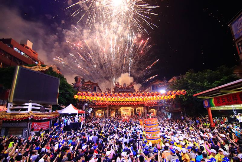 大甲媽祖巡礼  年度:2019  写真提供:大甲鎮瀾宮