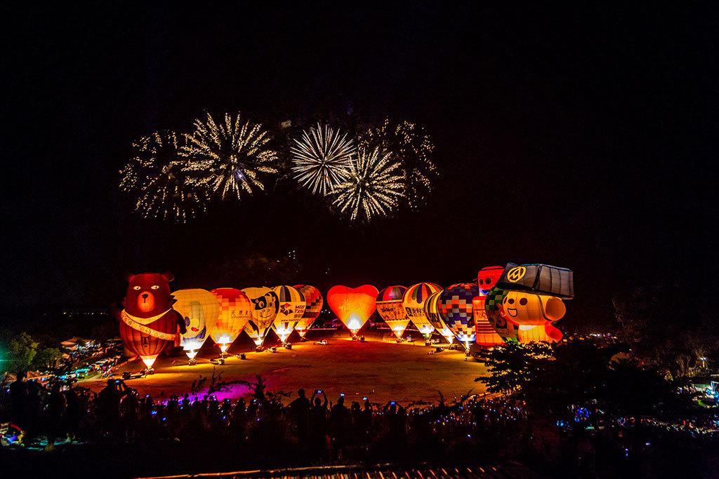 光彫音楽会閉幕  年度:2018  写真提供:台東県政府