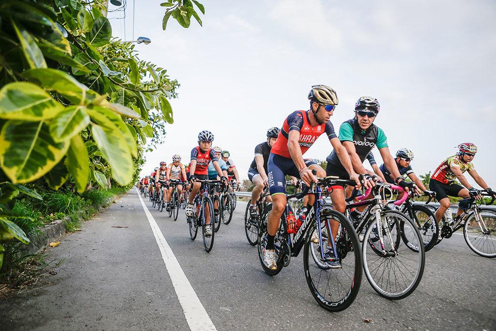 八卦山脈メリダカップ&バイクフェスティバル  年度:2017  写真提供:交通部観光局