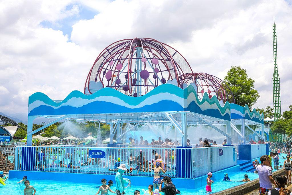 水エリア-回転クラゲ  年度:2018  写真提供:宜蘭県政府文化局