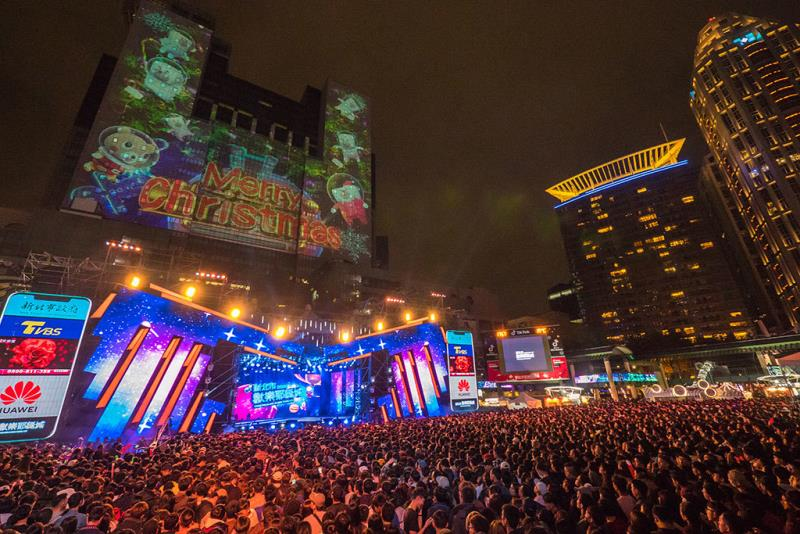 コンサート  年度:2018  写真提供:新北市政府観光旅遊局
