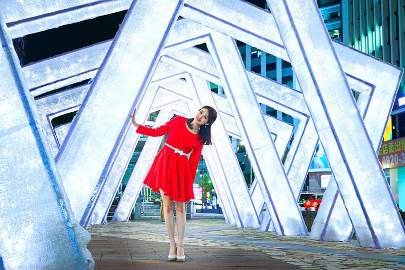 チェックインスポット  年度:2019  写真提供:台北市政府観光伝播局