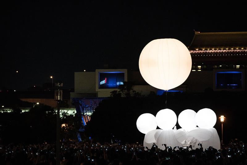 開会式  年度:2018  写真提供:台北市政府文化局