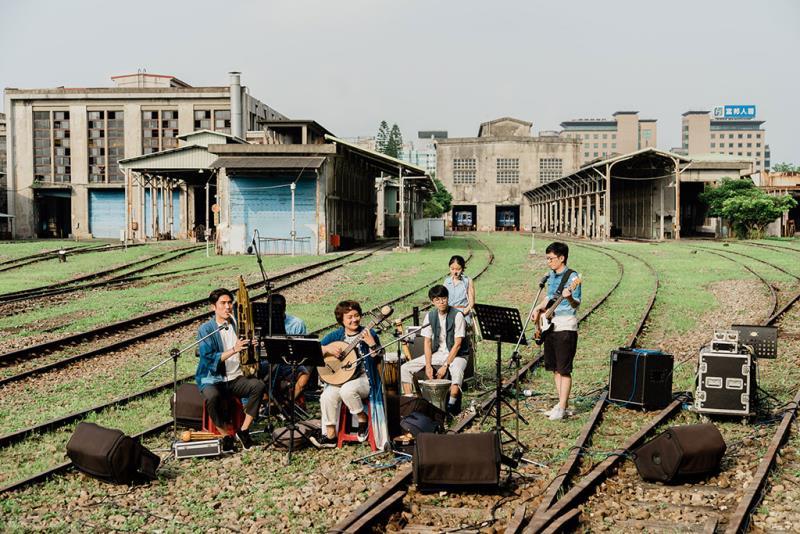 台北機廠《NWXT鉄道博物館》  年度:2019  写真提供:文化部