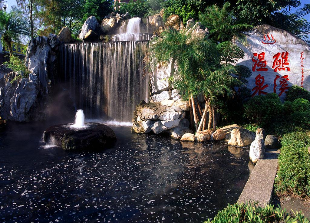礁溪温泉  写真提供:宜蘭県政府