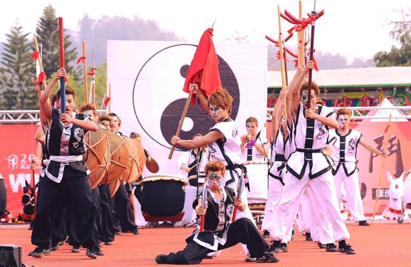 国立台南大学  年度:2019  写真提供:高雄市政府観光局