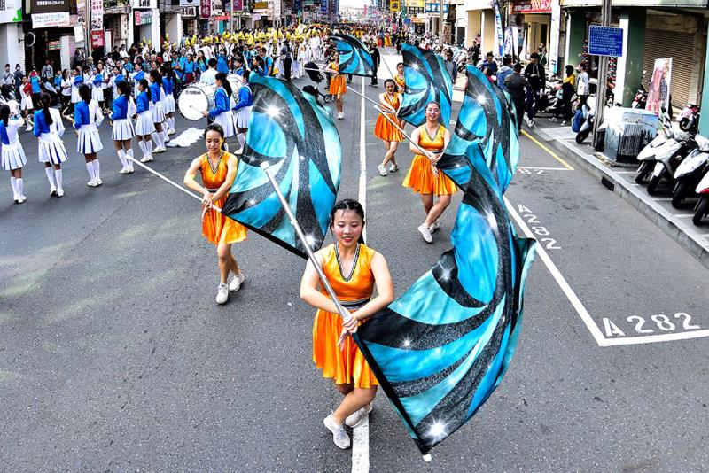 嘉義市国際バンドフェスティバル