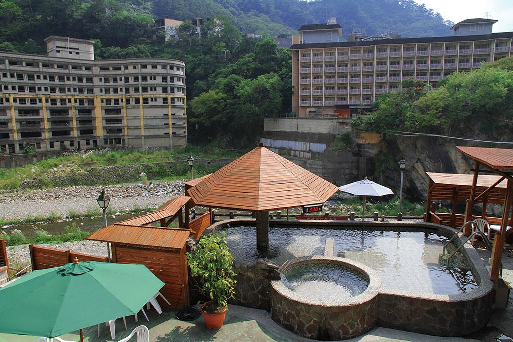 谷關温泉  写真提供:参山国家风景区管理处