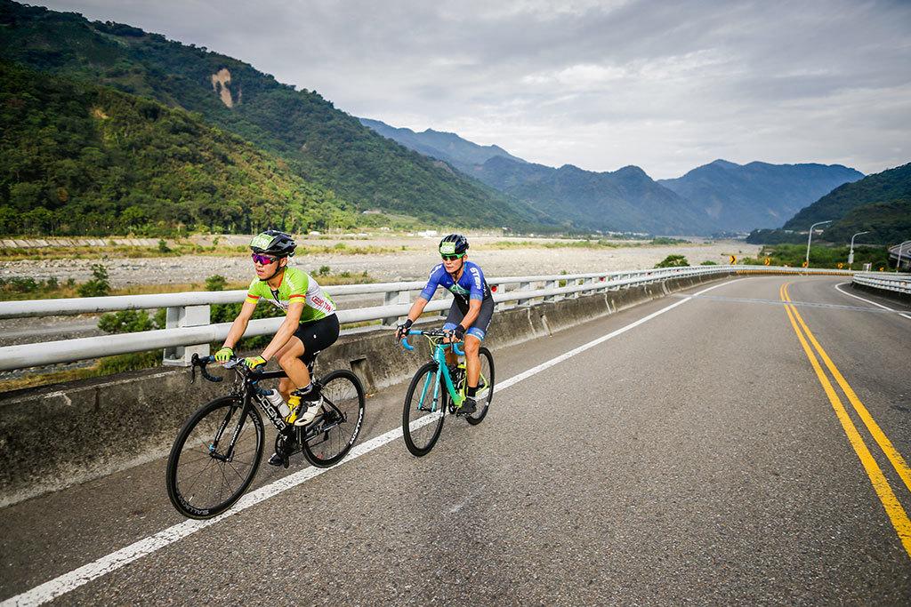 サイクリング体験コース  年度:2017  写真提供:交通部観光局