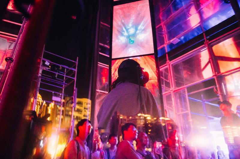 VR体験  年度:2019  写真提供:台北市政府文化局
